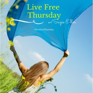 I am participating in Live Free Thursday